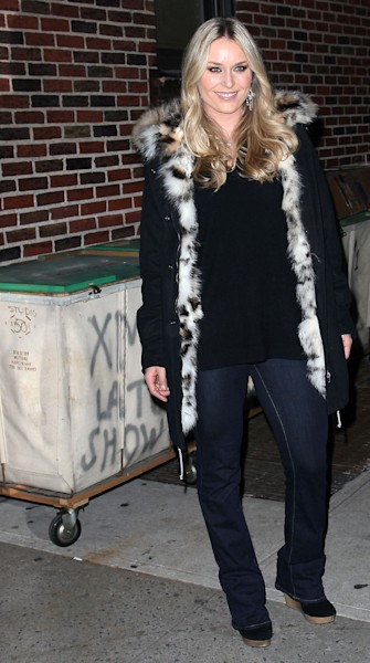 Lindsey Vonn: The Stylish Other Half of the Newest Sports Power Couple