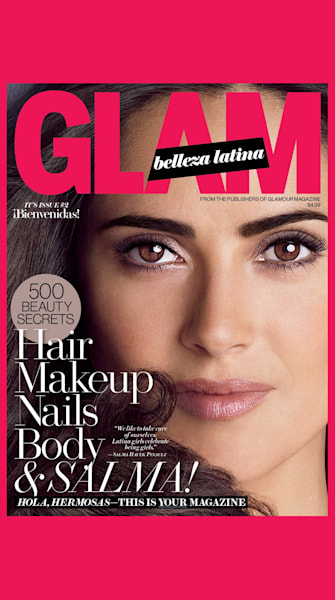 Salma Hayek Pinault and Jessica Alba Open Up to Glam Belleza Latina