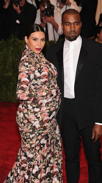 Vogue Defends Kim and Kanye's Baby Name