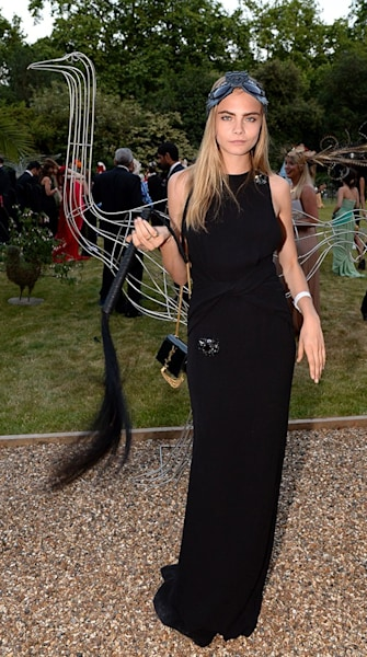 Fan of 50 Shades of Grey? Cara Delevingne may be up for the lead role
