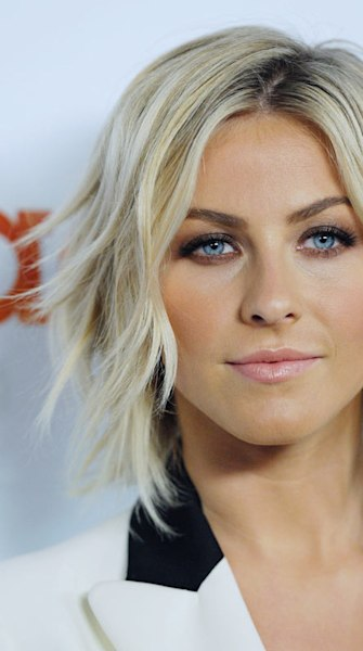 Julianne Hough's smoky eyes — makeup artist reveals tips