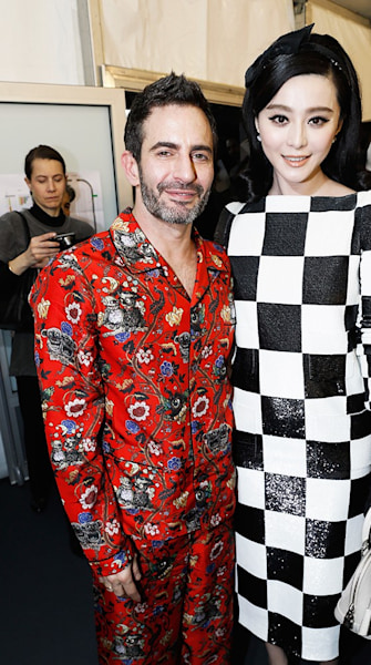 Is Marc Jacobs' reign at Louis Vuitton coming to an end?