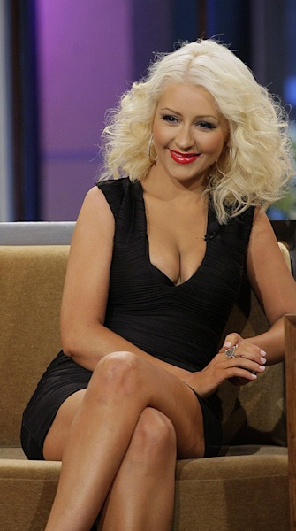 Christina Aguilera's stunning 49 pound weight loss -- Her exact diet revealed