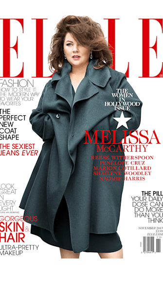 Why some people are offended by Melissa McCarthy's Elle cover