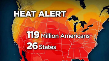 'Heat Dome' warning expands to 26 states