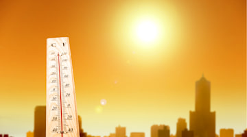 Stifling heat, humidity to surge in one part of US
