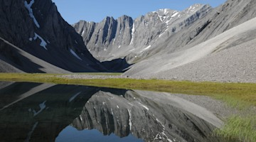 Alaska scientists on climate quest get rare views