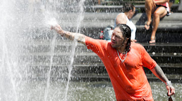 Dangerous heat wave to persist in northeastern US