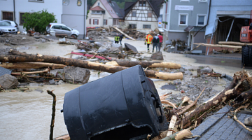 Deadly flash flooding devastates southwestern Germany