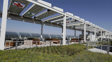 Super Bowl 50: Levi's Stadium sits at the forefront of venue sustainability