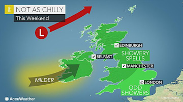 UK: Rain, wind to interfere with bank holiday weekend plans