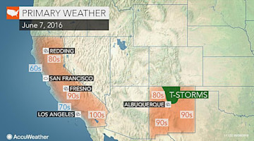 Election 2016: Low humidity to boost California voter turnout; Cool weather to increase turnout in New Jersey