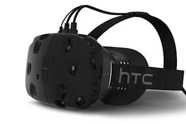 HTC's Vive is a high-end VR headset being made with Valve's help