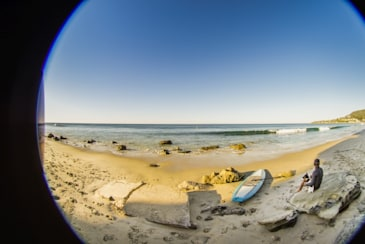 First live VR broadcast brought the beach to my backyard
