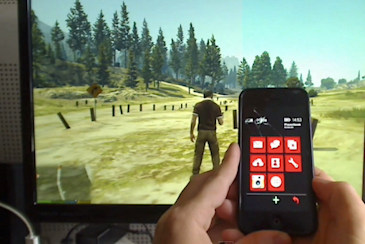 Control the 'GTA V' phone with an iPhone, Arduino and a hack