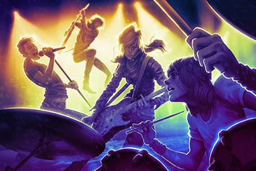 'Rock Band 4' is headed to Xbox One and PS4 in 2015