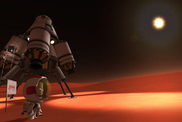 'Kerbal Space Program' takes off on April 27th