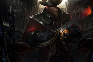 Gangplank is dead; long live Gangplank