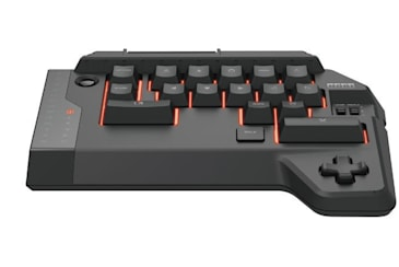 A mouse and keyboard for your PS4