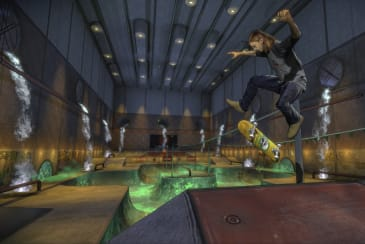 Hands-on with 'Tony Hawk's Pro Skater 5'