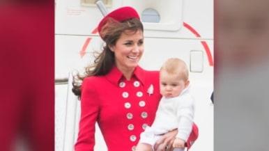 英キャサリン妃が世紀のファッションリーダーとなった理由とは?【動画】