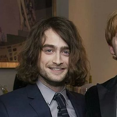 Daydream Stars Top Pick Daniel Radcliffe Sports Long Hair Has