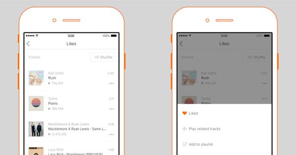 how to make a playlist public on soundcloud