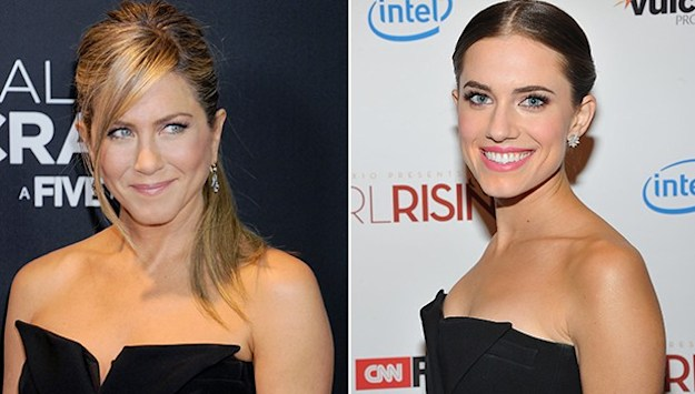 Allison vs. Jen: Who Wore it Better?