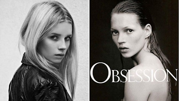 Kate Moss' mini-me sister launches modeling career at 16