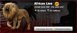 Mafia Wars Unleashes Animals as New Combat Item