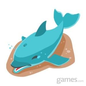 Happy Island Dolphin