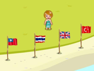Tiki Farm goes global with new country flags