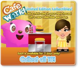 PetVille Cafe World Counter