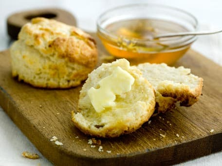 Old-Fashioned Southern Biscuits