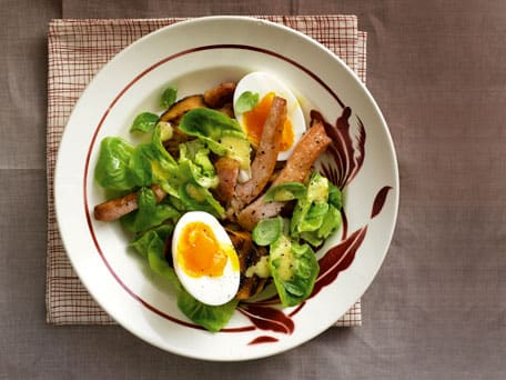 Image of Ham And Egg Salad, Kitchen Daily