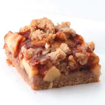 Image of Apple-cinnamon Fruit Bars, Kitchen Daily
