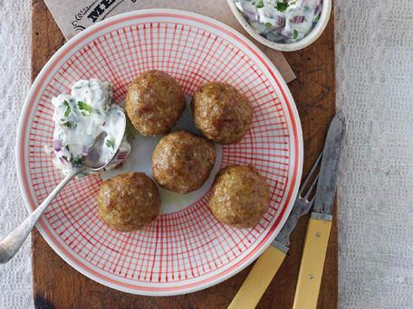 Tandoori Lamb Balls