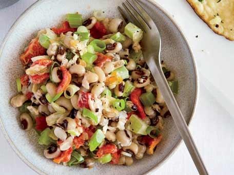 Black-Eyed-Pea Salad