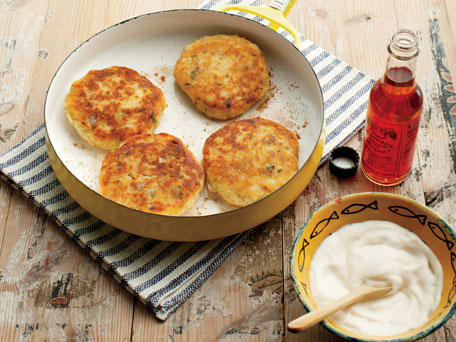 Bermuda Cod Fish Cakes