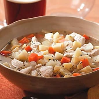 Image of Autumn Chicken Stew, Kitchen Daily