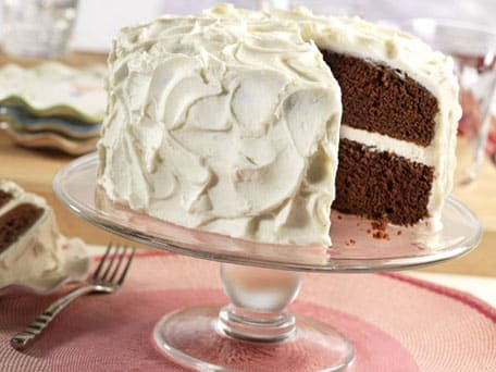 Image of Amazing Red Devil's Food Cake, Kitchen Daily