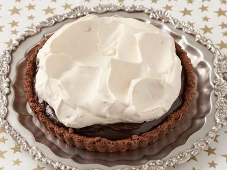 Chocolate-Espresso Cream Pie