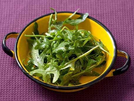 Lemon Arugula Salad