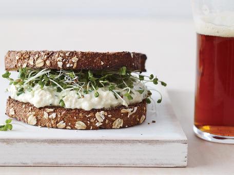 Tofu-Salad Sandwiches