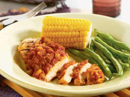 Marinated Picante Chicken