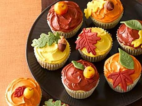Image of Apple Cupcakes, Kitchen Daily