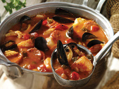 Spanish Seafood Stew