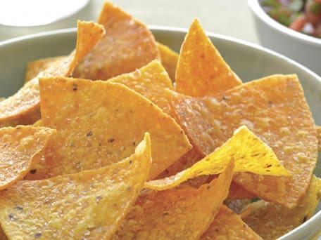 Tortilla Chips and Tostadas
