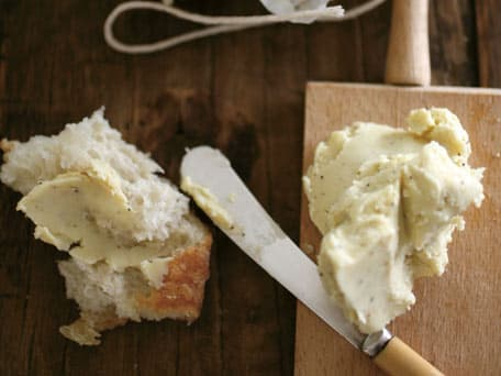 Fontina Fonduta with White Truffle Butter