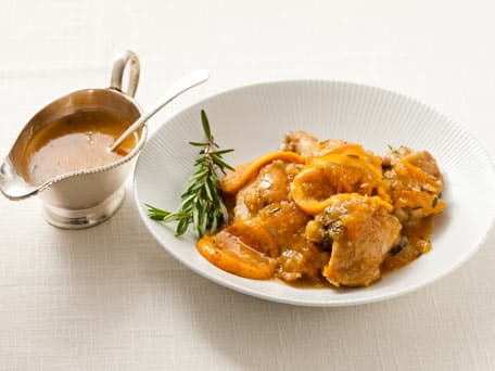 Rosemary-Orange Chicken